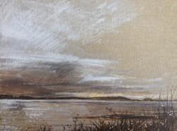 Dusk, Sound of Iona