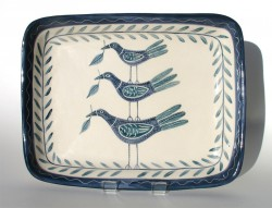 Three Birds Plate