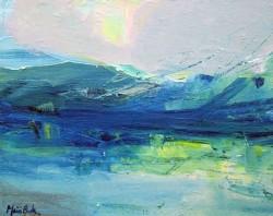 Summer's Haze, Loch Maree