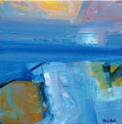 Sunlit Evening, May Isle