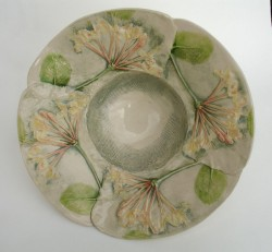 Honeysuckle Bowl