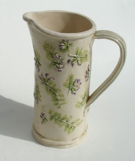 Large Jug - Vetch
