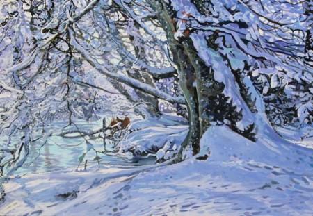 Snowfall, Haddo - Danny Ross