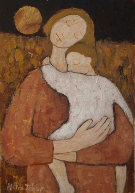 Girl with a Child