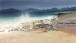 Atlantic Breakers, Borve, Harris