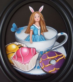 A Cup Full of Alice