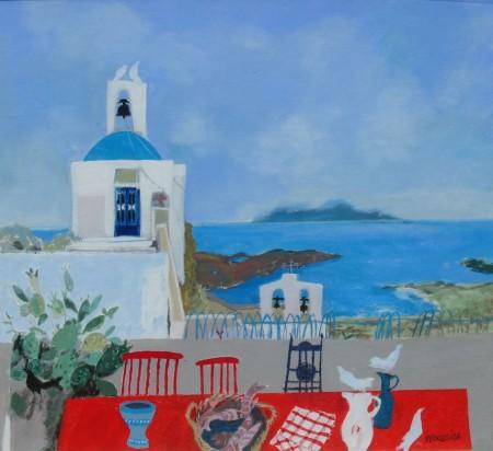 Church Bells, Mykonos