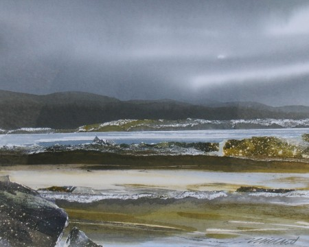 Storm and Thunder, Sutherland
