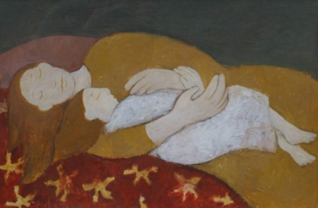 Afternoon Nap —Helen Tabor