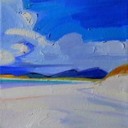 Summer Skies, Uist — Marion Thomson