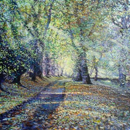 Autumn Track, Fetternear — Danny Ross