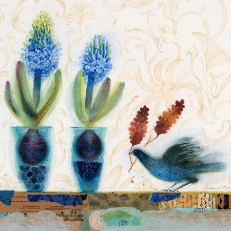 Signs of Spring - Ann Ross RSW