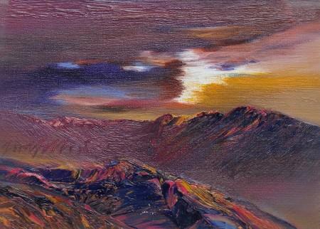 Coigach Sunset