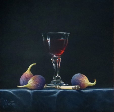 Figs with Wine