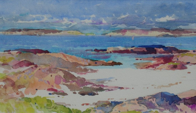 Sandy Shore, Iona