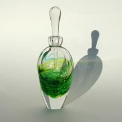 Green citrus tidal bottle
