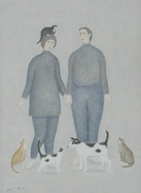 Cat Lady, Dog Man