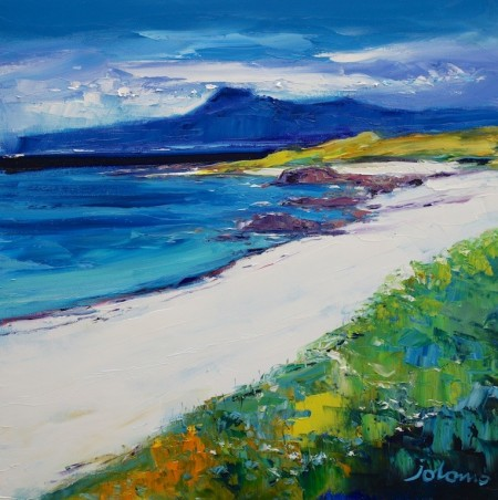 Traigh an T Suide Iona to Ben More