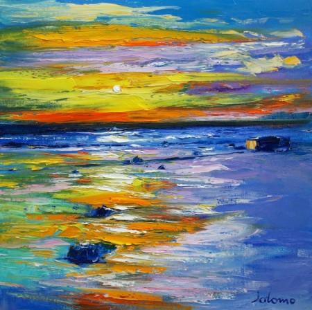 A Machrihanish sunset