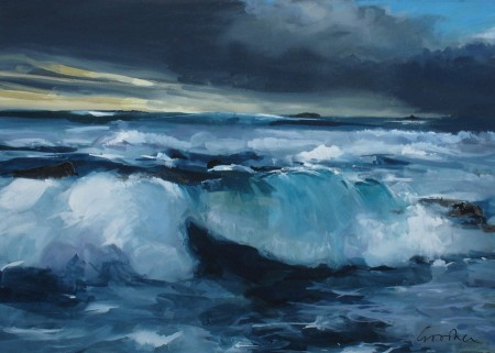 Waves from the West, Iona