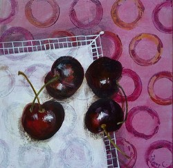Pink Spots and Cherries
