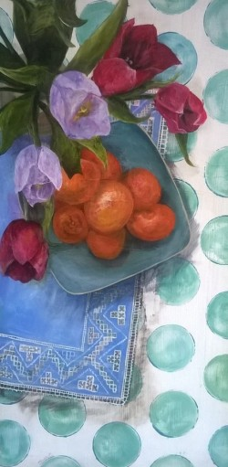 Tulips and Tangerines