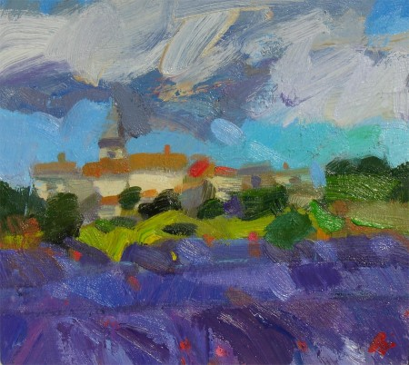Lavender Fields, Issirac