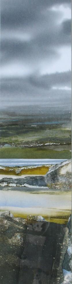 Lochan Under A Sultry Sky
