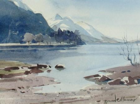 Morning Reflections, Loch Shiel
