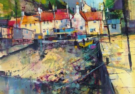 Sun on the Harbour, Pennan