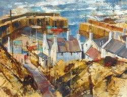 Down to the Harbour, Pennan