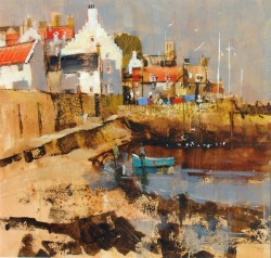 Crail, the Green Boat