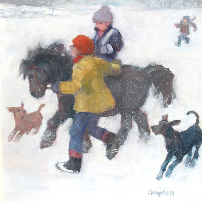 Snow Trotters