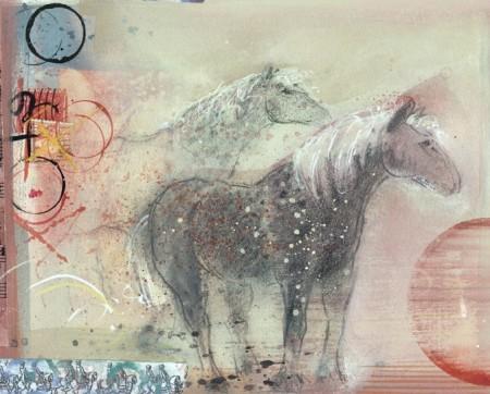 Travelling, Horses