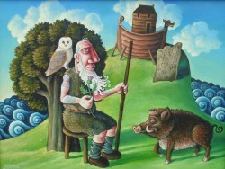 Bennachie (Pictish Noah)