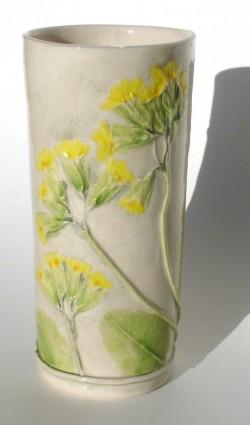 Cowslip vase
