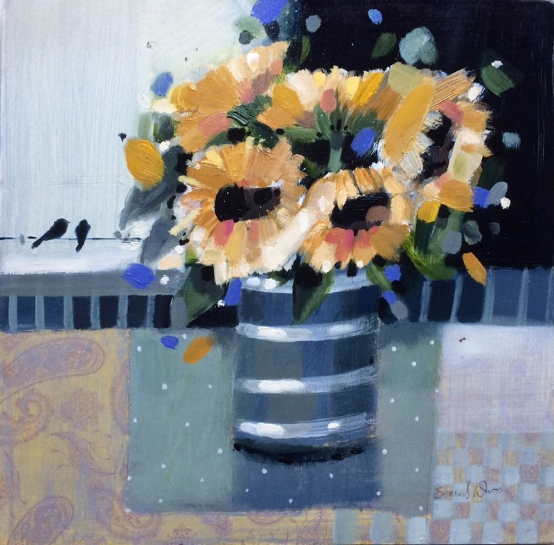Song and Sunflowers