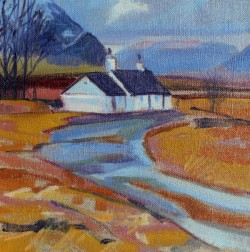 Glencoe, Black Rock Cottage