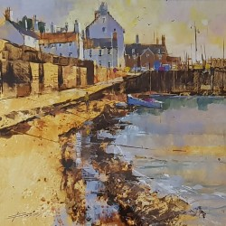Along the Tideline, Crail