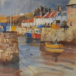 Into the Harbour, Pittenweem