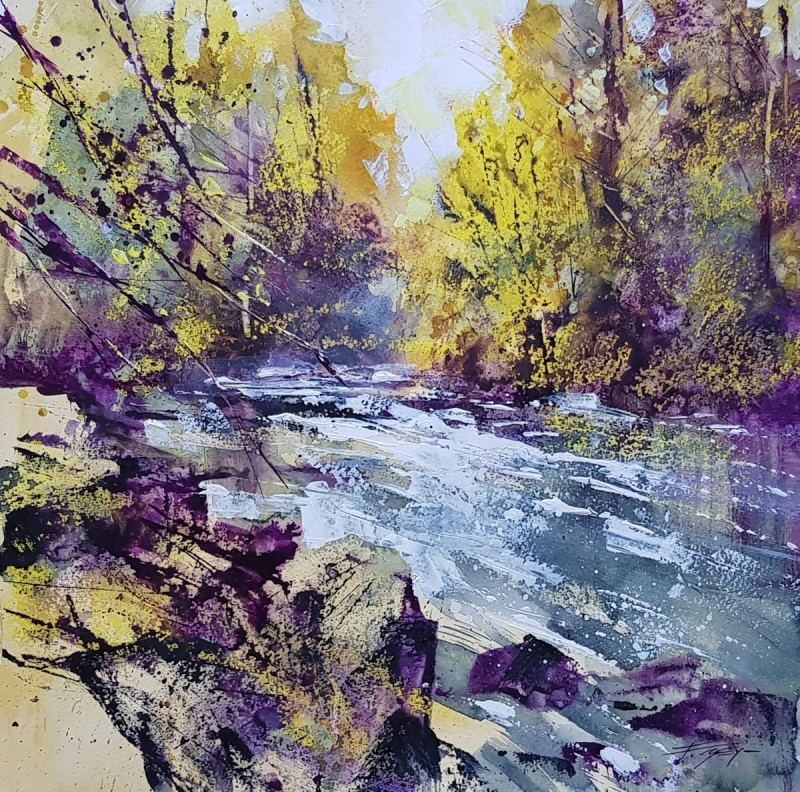Rushing Waters, the Don