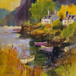 Spring Morning, Plockton