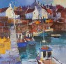 Sunshine and Harbour, Crail