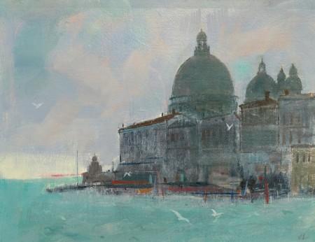 Santa Maria Della Salute -— Venice
