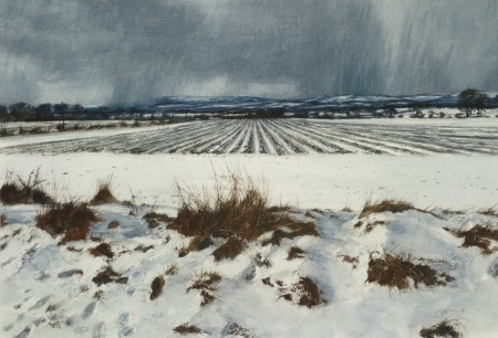 Winter in the Mearns