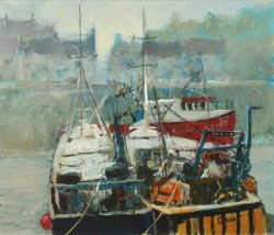 The Harbour Tiger