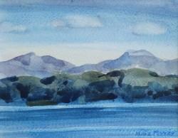 The Lochaber Hills