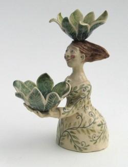 Leafy Woman