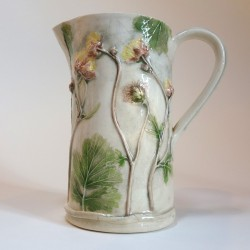 Medium Water Avens Jug