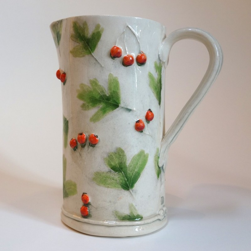 Medium Hawthorn Jug
